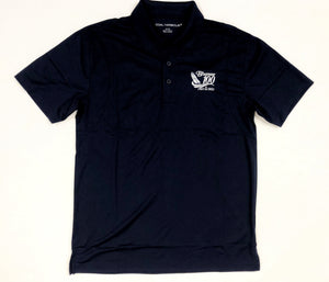 Bluenose 100 Navy Polo Shirt