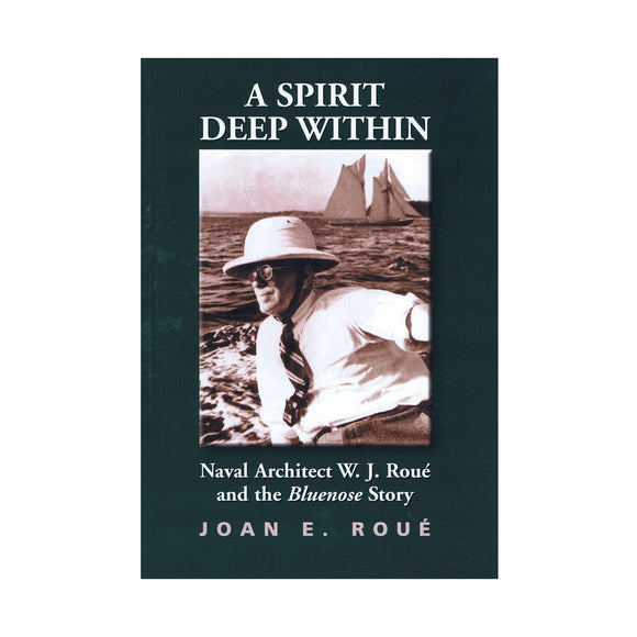 A Spirit Deep Within by  Joan E. Roué