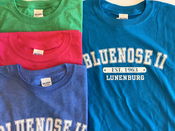 Youth Bluenose II Athletic Loop T-Shirt