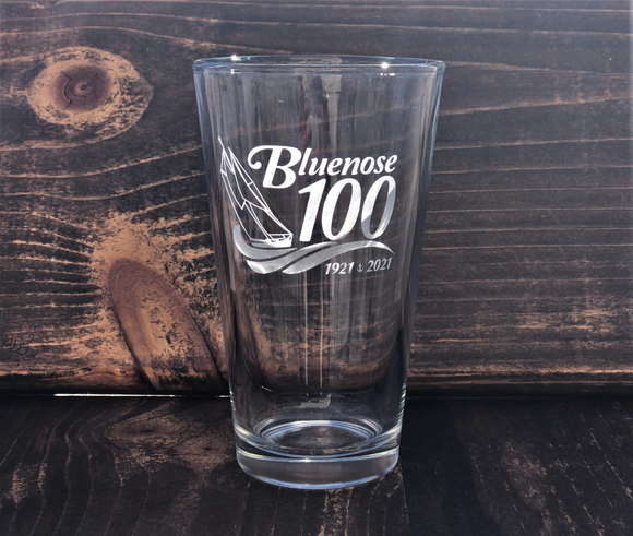 Bluenose 100 Mixing Glass