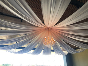 Ceiling & Wall Draping