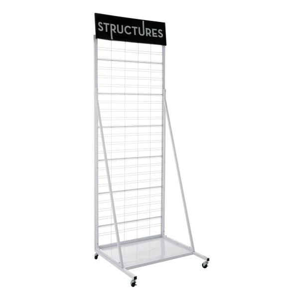 STRUCTURES DISPLAY FRAME