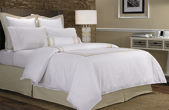 MARRIOTT INNERSPRING MATTRESS & BOX SPRING SET