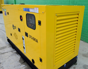80KVA Turbo Diesel Equine Treadmill Generator (From $11,990) - Animal Rehabilitation Australia