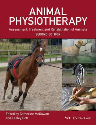 Animal Physiotherapy Textbook 2E:Assessment, Treatment, Rehabilitation - Animal Rehabilitation Australia