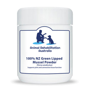 100% NZ Green Lipped Mussel Powder 1kg - Animal Rehabilitation Australia