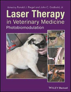 Laser Therapy in Veterinary Medicine: Photobiomodulation - Animal Rehabilitation Australia