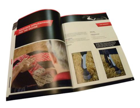 RockTape Instructions Equine Manual - Animal Rehabilitation Australia