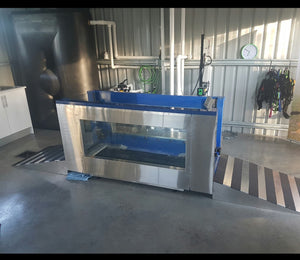 Canine Underwater Treadmill for Dogs (Made in Australia) - Animal Rehabilitation Australia