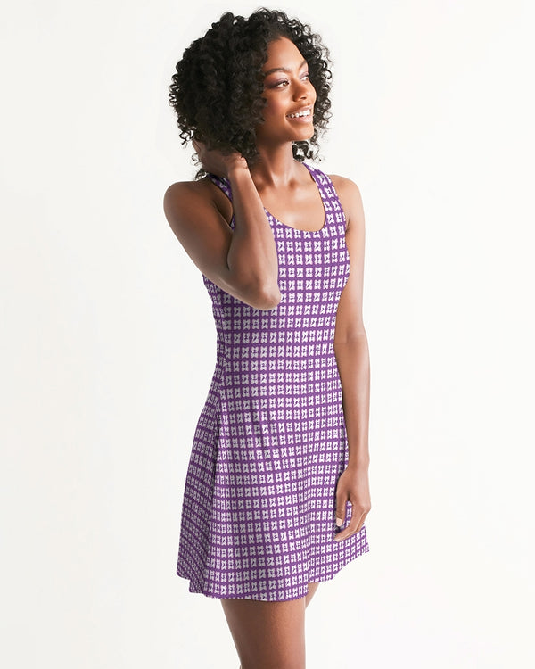 Purple Dance Adventures Women's Racerback Dress