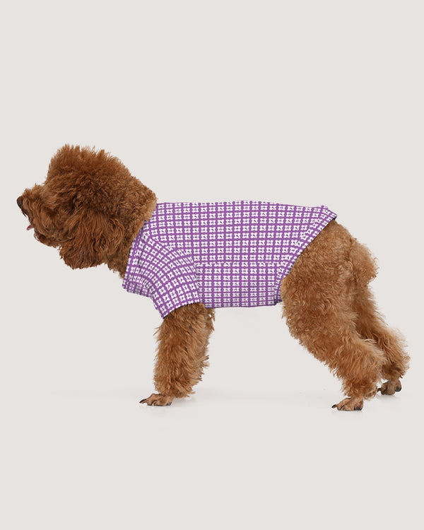 Purple Dance Adventures Doggie Tee - HMC Brands