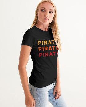 Pirates Names Women's Graphic Tee