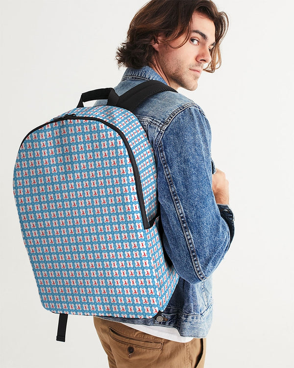 Pirate Jacks Blue Large Backpack - HMC Brands