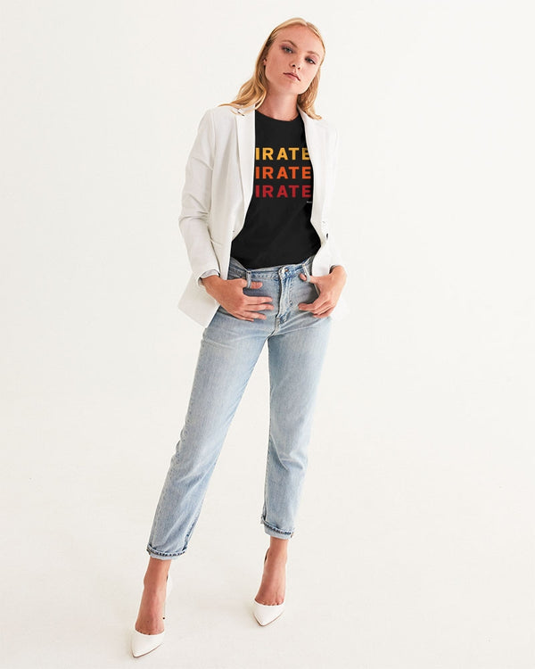 Pirates Names Women's Graphic Tee - HMC Brands