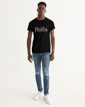 Pirates Flags Men's Graphic Tee