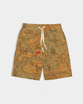 Pirate Bay Boy's Swim Trunk