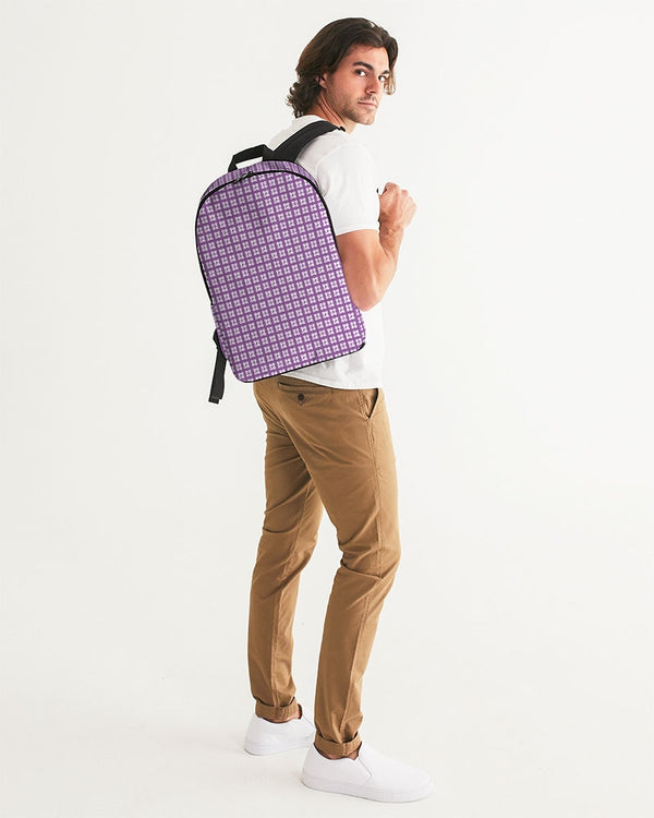 Purple Dance Adventures Large Backpack - HMC Brands