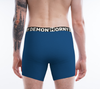 Boxer Briefs - Bear Navy Blue Horny Demon Men's Underwear - HMC Brands