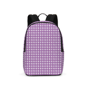 Purple Dance Adventures Large Backpack