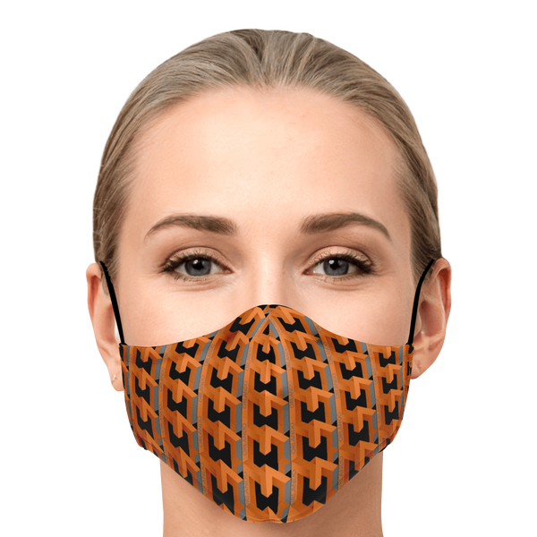 Museum of Illusions Brand Face Mask - HMC Brands