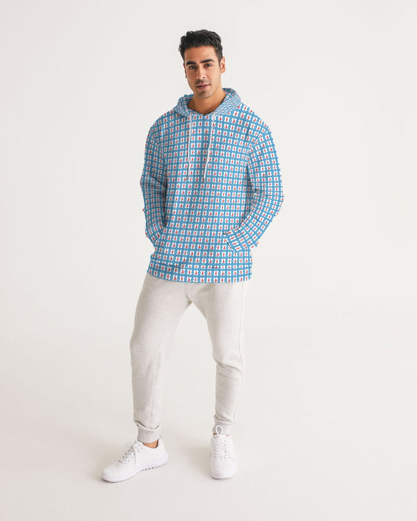 Pirate Jacks Blue Men's Hoodie - HMC Brands