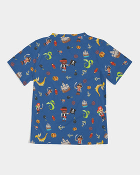 Pirate Boys Boys Tee