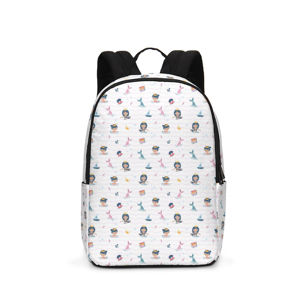 Princess Mermaid Large Backpack - HMC Brands