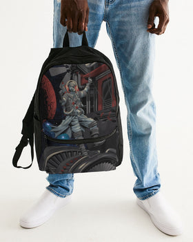 Astro Pirate AP5 Small Canvas Backpack