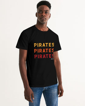 Pirates Names Men's Graphic Tee