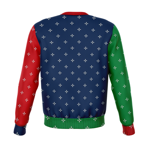 Ugly The Greatest Gift Christmas Sweater - HMC Brands