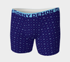 Boxer Briefs - Night Blue Horny Demon Men's Underwear - HMC Brands