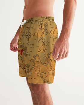 Pirate Bay Men's Swim Trunk