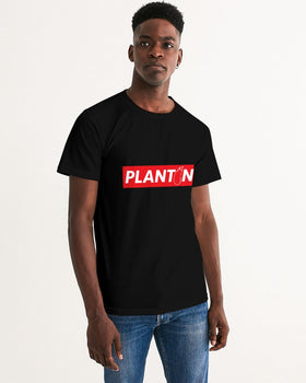 Plantin Horny Demon Men's Graphic Tee