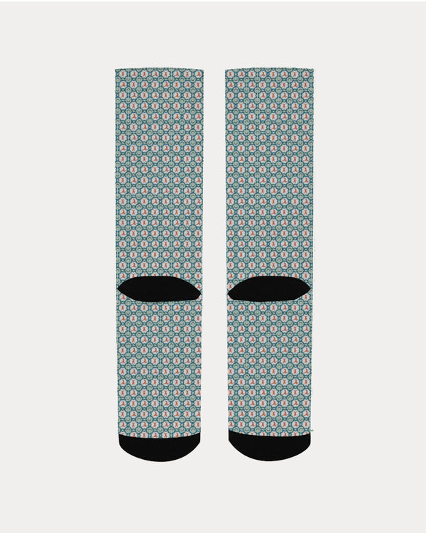 Pirate Jacks Green Men's Socks - HMC Brands