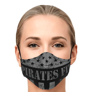 Pirates Fit Face Mask