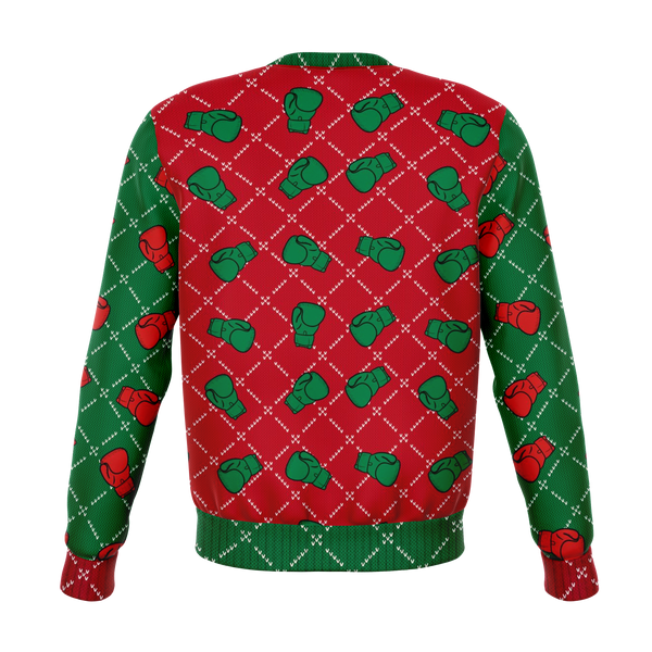 Ugly Be Good Christmas Sweater - HMC Brands