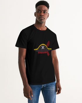Pirates Cast Hat Men's Graphic Tee