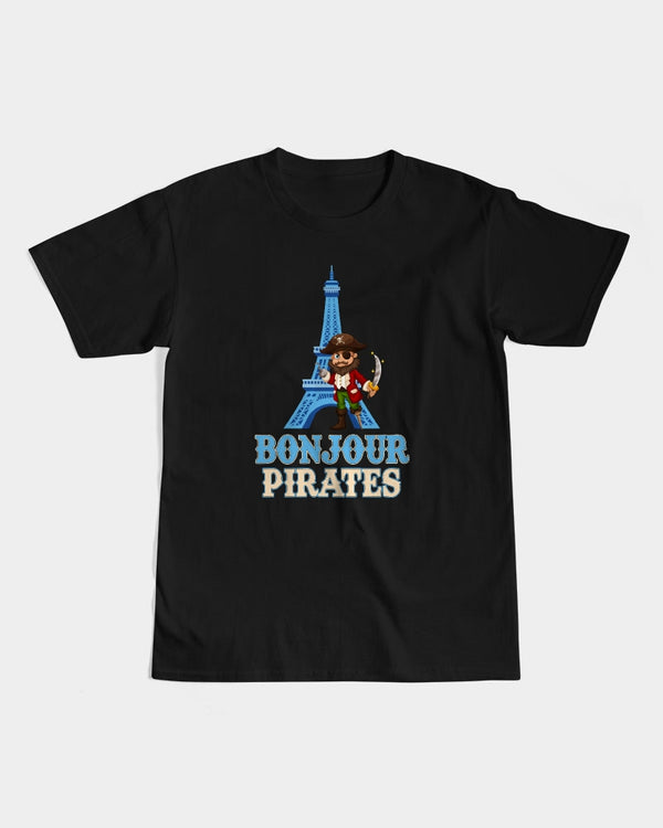 Bonjour Pirates Men's Graphic Tee - HMC Brands