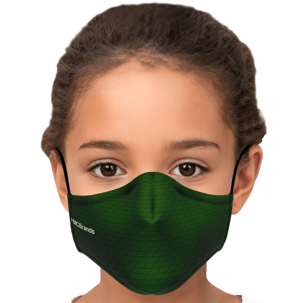 Screens Green Face Mask (HMC Brands) - HMC Brands