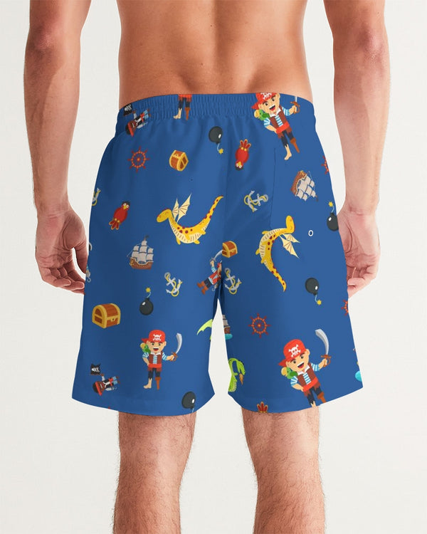 Pirate Boys Men's Swim Trunk - HMC Brands