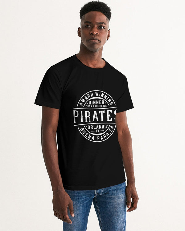 Pirates Stamp Men's Graphic Tee - HMC Brands