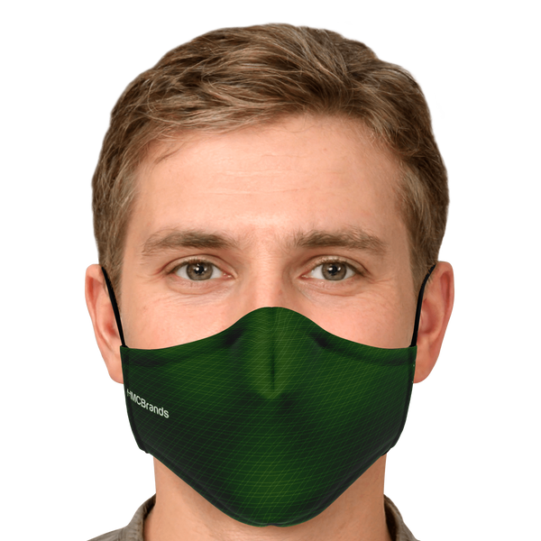 Screens Green Face Mask (HMC Brands)