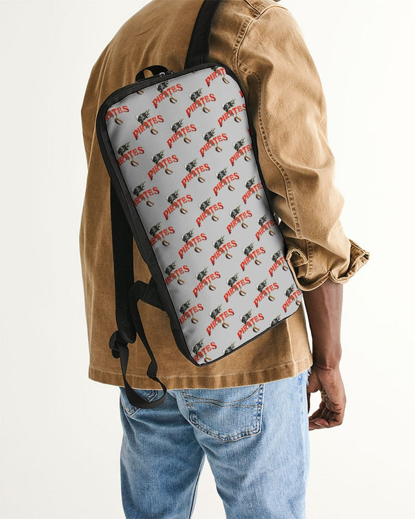 Pirates Brand Slim Tech Backpack