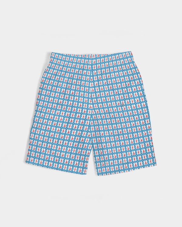 Pirate Jacks Blue Boy's Swim Trunk