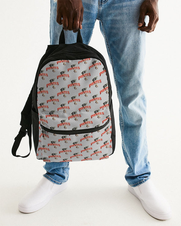Pirates Brand Small Canvas Backpack - HMC Brands