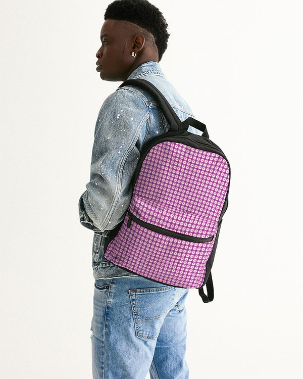 Pink Dance Adventures Small Canvas Backpack - HMC Brands