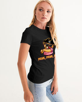 Drink Drink Drink Women's Graphic Tee