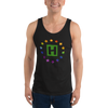 Stars of Pride Horny Demon (Unisex) Tank Top - HMC Brands
