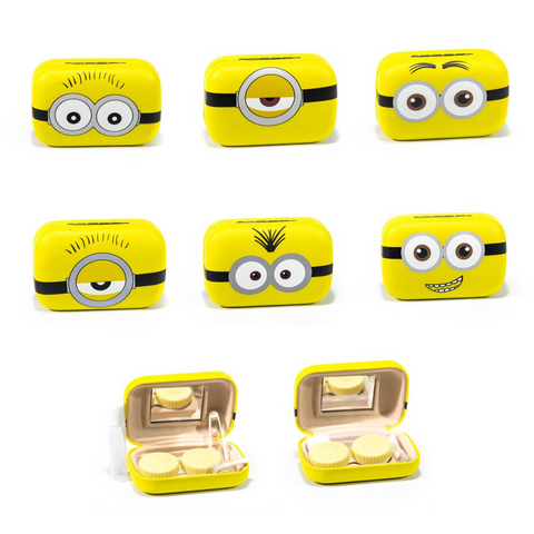 the minions kit color lenses