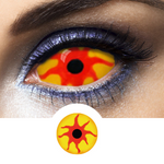 Eyes contamination effect with nemesis contacts lenses